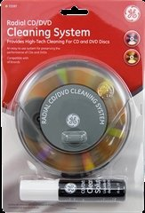 Ge Radial Cd/Dvd Cleaning System front-119862