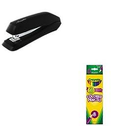 KITCYO684008SWI54501 - Value Kit - Crayola Colored Woodcase Pencils (CYO684008) and Swingline Standard Strip Desk Stapler (SWI54501)