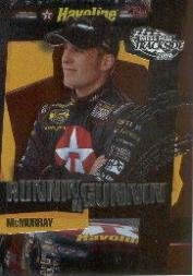 Buy 2004 Press Pass Trackside Runnin n' Gunnin #RG11 Jamie McMurray by Press Pass Trackside