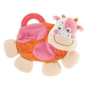 Cow Teething Blanket By Chicco front-838566