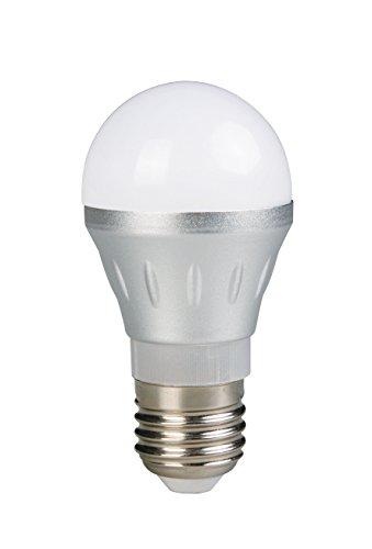 Bosse sospensione Edison a vite, E27, 3 Watt, lunga vita, bianco caldo