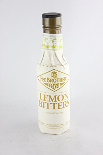 Fee Brothers Lemon Bitters 5oz (Fees Brothers Bitters compare prices)