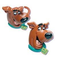 Scooby Doo Plastic Cupcake Rings
