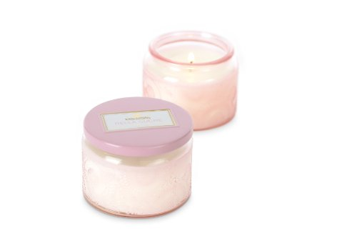 Voluspa Small Glass Jar Candle, Bella Sucre, 3.2 oz