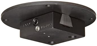 Starrett 674-4 Universal Back with Adjustable Mounting Bracket for 656 Series Indicators