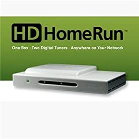 SiliconDust HDHR-US HDHomeRun Networked Digital TV Tuner (White)