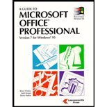 img - for A Guide to Microsoft Office 97 Professional: For Windows 95 book / textbook / text book