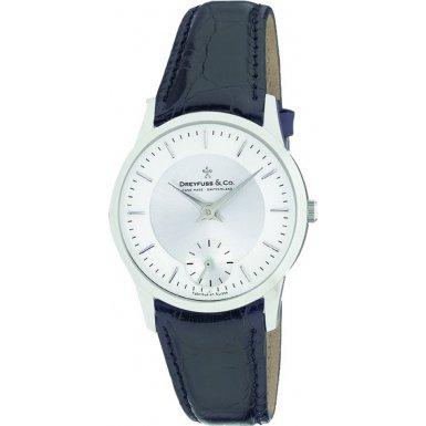Dreyfuss Gents Strap Watch DGS00001-02