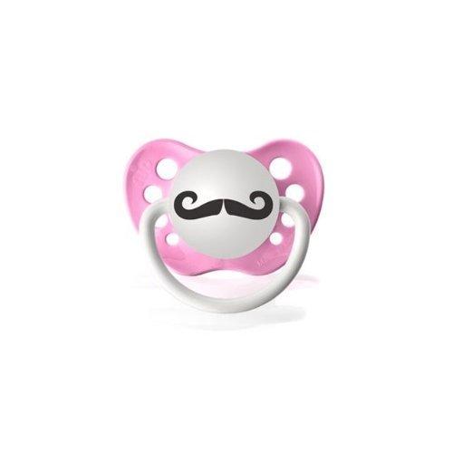 Baby Mustache Pacifier