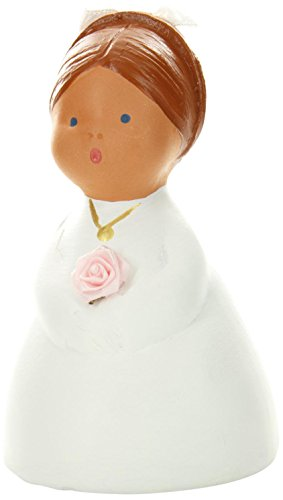 DDPC 07 ommunion Konfirmation Kommunionkind Tortenaufsatz Tortenfigur Kind Mädchen