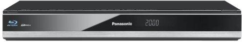 Panasonic DMR-BST720EG Blu-ray Recorder mit Twin HD DVB-S Tuner  schwarz