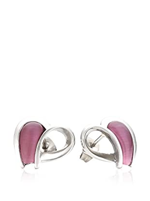 Mike Ellis New York Pendientes (Violeta)