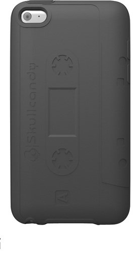 New Skullcandy Riser Grip Ipod Touch 4Th Generation Case - Cassette Black