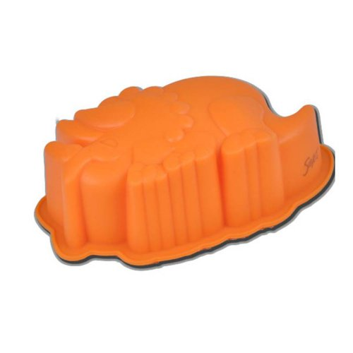 High Quality Silicone Cake Mold Pudding Mold Which Can Be Used In Microwave Oven