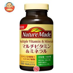 ネイチャーメイドマルチビタミン&ミネラル 200粒