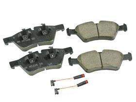 Mercedes w164 w251 FRONT Brake Pad Set CERAMIC friction pads