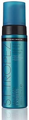 St. Tropez Self Tan Express Advanced Bronzing Mousse, 6.7 Oz.