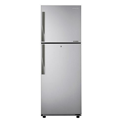 Samsung RT27HAJMASE/TL Frost-free Double-door Refrigerator (253 Ltrs, 3 Star Rating, Elective Silver)