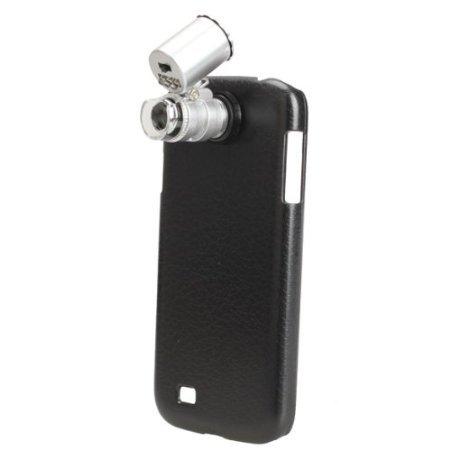 Apt® 60 X Zoom Microscope For Samsung Galaxy S4 I9500 (Zoom Case)