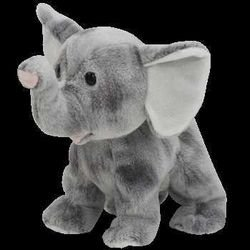 TY Beanie Babies Shocks - elephant