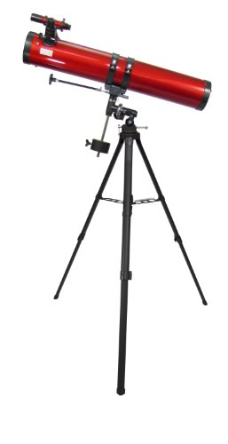 Carson® Red Planet 45-100X114Mm Newtonian Reflector Telescope (Rp-300)