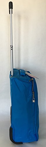 20-Royal-blue-Foldable-Rolling-Carry-On-Light-Weight-Luggage-W-Retractable-Handle