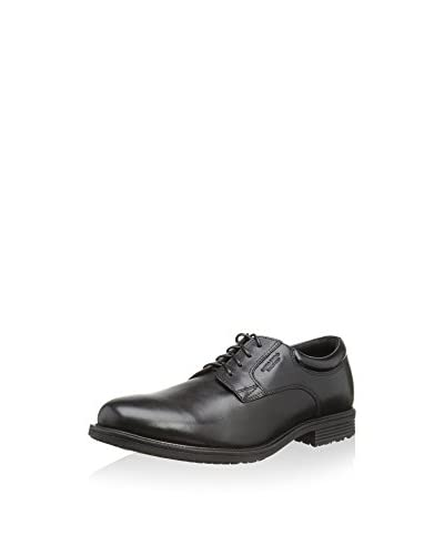 Rockport Zapatos derby Essential Dtl Plaintoe Wp Negro
