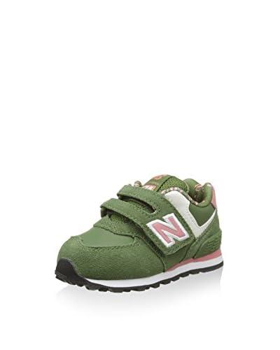 New Balance Sneaker NBKG574OPI [Oliva]