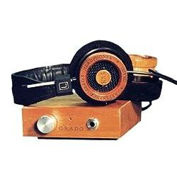 GRADO(グラド) バッテリー駆動ヘッドホンアンプ(006P x 2) [RA-1 Battery Powerd]
