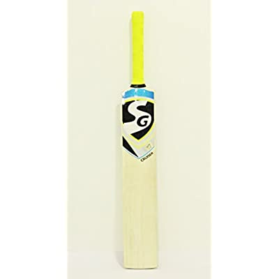 SG Cruiser Kashmir Willow Tennis Bat - Short Handle