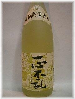 【長崎県】麦焼酎 長期貯蔵 福田酒造 一心不乱 1800ml