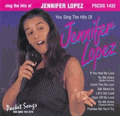 Jennifer Lopez - Sing The Hits Of Jennifer Lopez (Karaoke) (US Import) - Zortam Music