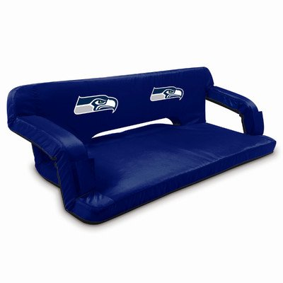 NFL-Seattle-Seahawks-Reflex-Portable-Reclining-Travel-Couch