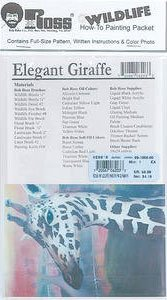 bob-ross-wildlife-instruction-pack-elegant-giraffe