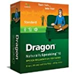 Dragon Naturally Speaking 10 Standard...