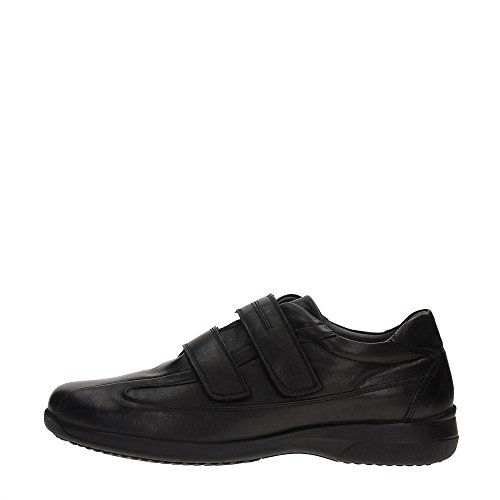 Braking 5823 Sneakers Uomo Pelle NERO NERO 40