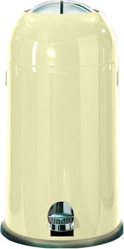 Wesco Kickmaster Prijs.Wesco Kickmaster Waste Can 8 7 Gallon 33 Liter Almond Check