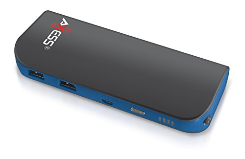 AXESS 10400mAh Power Bank