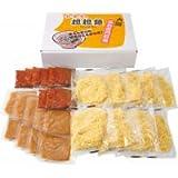 乾隆亭の坦々麺(9食)肉みそ付