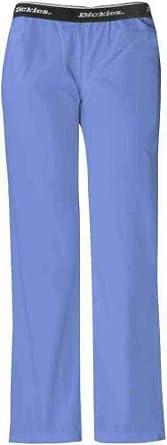 Dickies Boot Cut Hip Flip Petite Pant-Ceil Blue, X-Small