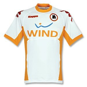 AS Roma 10/11 Away Soccer Jersey