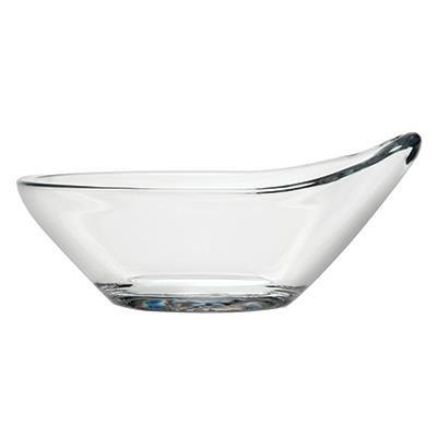 Lot de 6 mini verrines 9,5cm ovales en verre Gastroboutique - Pasabahce