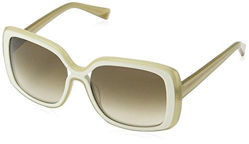 nina-ricci-damen-sonnenbrille-snr015-brown-shiny-cream-one-size