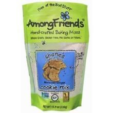 Among Frnd A.F. Molass Ginger Cookie Mix 11.9 Oz (Pack Of 6)