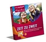 mydays Erlebnis-Geschenkbox: Zeit zu Zweit - Mehr als 300 Erlebnisse zur Auswahl in Deutschland & Österreich.