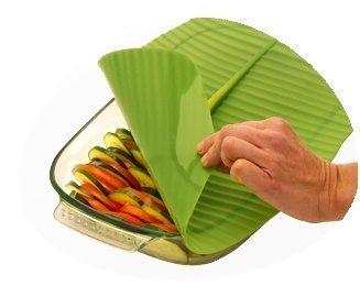 Charles Viancin Charles Viancin Banana Leaf Lid Medium