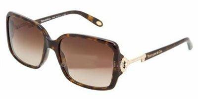 676d6f35309a Sunglasses Tiffany TF4043B 81153B TIFFANY HAVANA BROWN GRADIENT