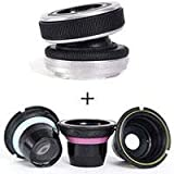 Lensbaby Composer for Olympus 4/3 Mount Kit - with Optic Box Set Bundle for ....