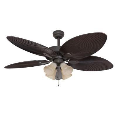 Tortola 52 in. Bronze Ceiling Fan (Selling Fan compare prices)
