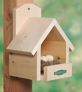 Birdhouse ideas 10 different diy birdhouse plans and nesting box designs - Building a home according to cardinal directions ...